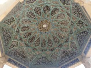 Shiraz : Hafez tomb
