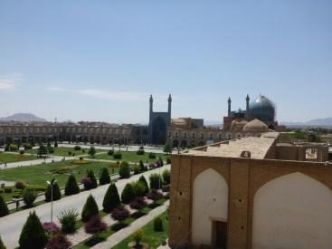 Esfahan : Imam square