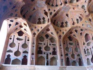 Esfahan : Ali qapu palace