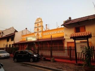 Malacca : temple hindou | Hindu temple
