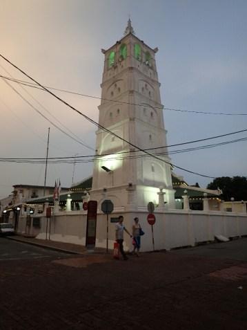 Malacca : Mosquée | Mosque