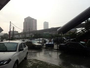 Kuala Lumpur : Averse tropicale | Tropical shower