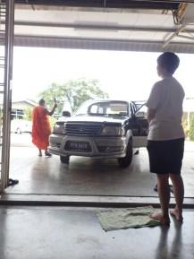 Penang : Baptême de voiture | Car baptism