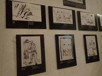 Penang : exposition de Oneway | Oneway exhibition