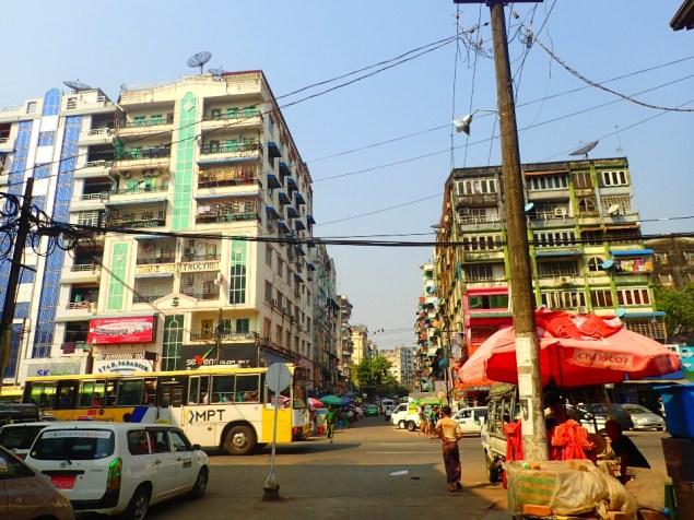 Rangoon | Yangon