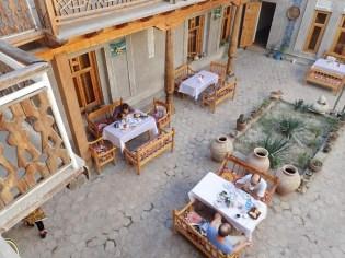 Auberge de Boukhara | Hostel in Bukhara