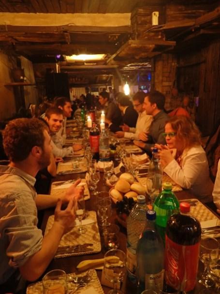 Banquet traditionnel | Traditional dıner