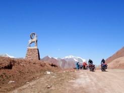 Frontière avec le Kirghizistan | Kirghizstan border