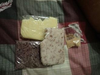 Pâtes de riz | Rice pastries