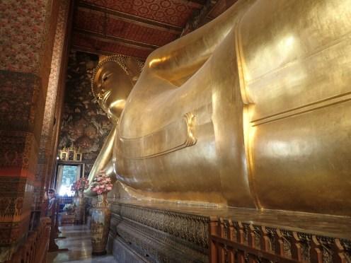 Bangkok : Bouddha couché | Reclining Buddha