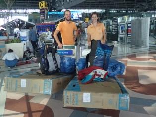 Aéroport de Bangkok | Bangkok airport