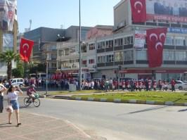 Defile du 19 mai a Aydin   May 19th parade