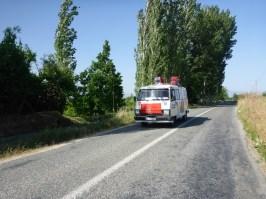 Camionnette de campagne   Campaign truck