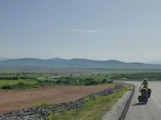 Paysage de plateau   Upland lanscape