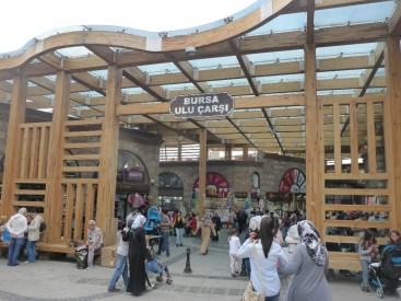 Bazar de Bursa | Bursa bazar