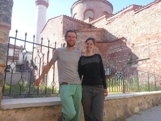 Eglise tranformee en Mosquee | Church transformed in mosquee