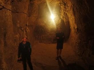 Ville souterraine de Derinkuyu | Derinkuyu underground city