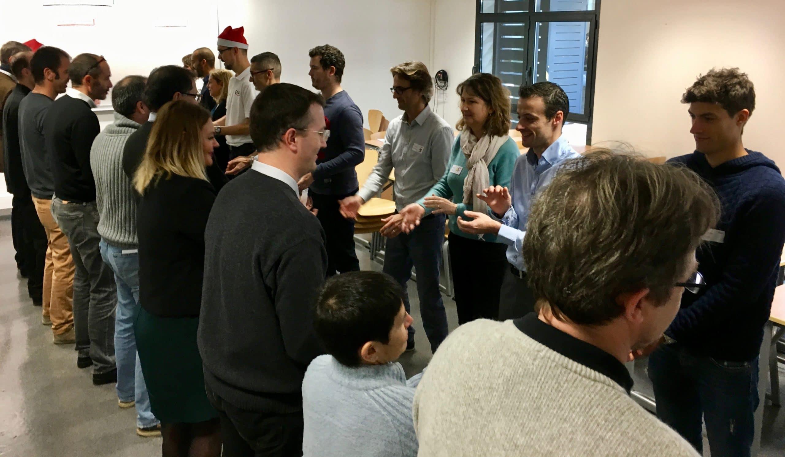 Le Ball Flow Game revisité à l'Agile Tour Aix Marseille 2016