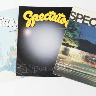 Spectator スペクテイター 創刊号〜3号 3冊一括