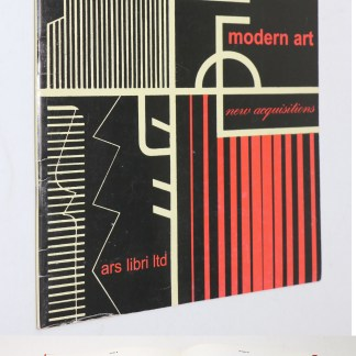 modern art:new acquisitions catalog131