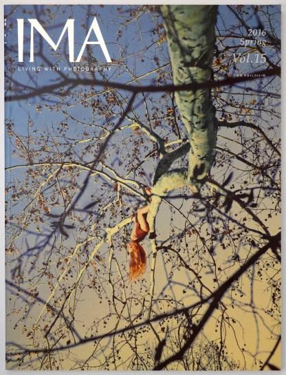 IMA 2016 Spring Vol.15 特集:ライアン・マッギンレー責任編集号