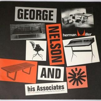 Nelson Design: George Nelson & his Associates Design Exhibition
