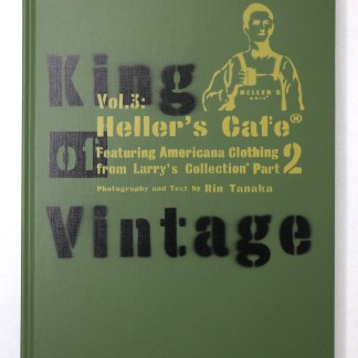My Freedamn! Special Book King of Vintage Vol.3 Heller's Cafe