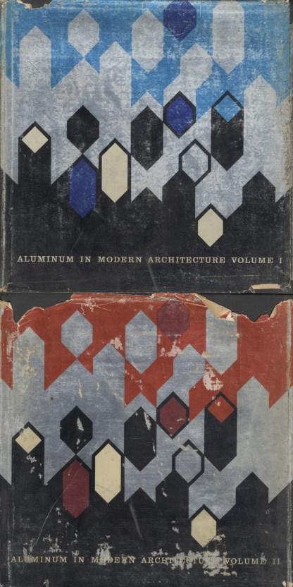 ALUMINUM IN MODERN ARCHITECTURE VOL.1/VOL.2 2冊セット