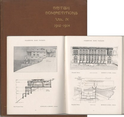 British Competitions in Architecture Vol.4 1912-1914