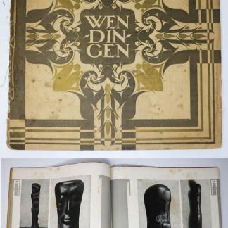 Wendingen:Series 9 1928 no.6-7:Sculpture