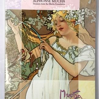 ミュシャ財団秘蔵 ミュシャ展 プラハからパリへ 華麗なるアール・ヌーヴォーの誕生