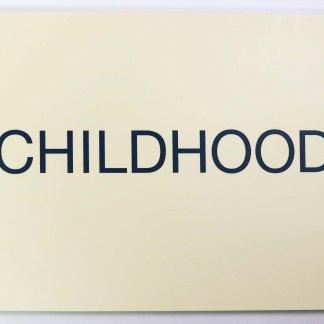 Childhood 綿谷修写真集