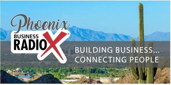 Phoenix Business RadioX with Karen Nowicki