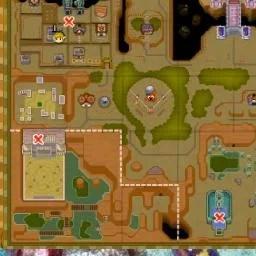 The Legend of Zelda: A Link Between Worlds Map - IGN
