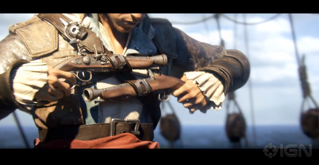 Flintlock Pistols - Assassin's Creed IV: Black Flag Wiki ...