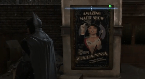 DC Universe References - Batman Arkham Origins Wiki Guide ...