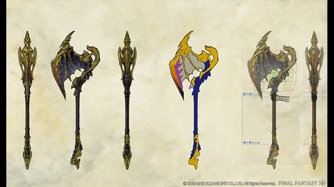 Weapons Final Fantasy XIV A Realm Reborn Wiki Guide IGN