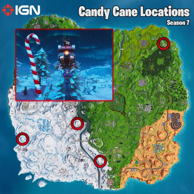 14 Days Of Fortnite Challenges Goose Nests Golden Rings Candy