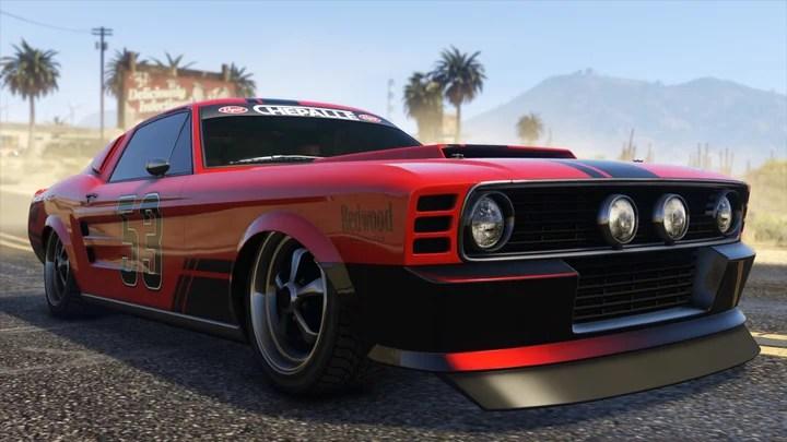 best muscle car gta 5 offline ✓ the audi car