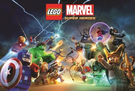 LEGO Marvel Super Heroes Wiki Guide IGN