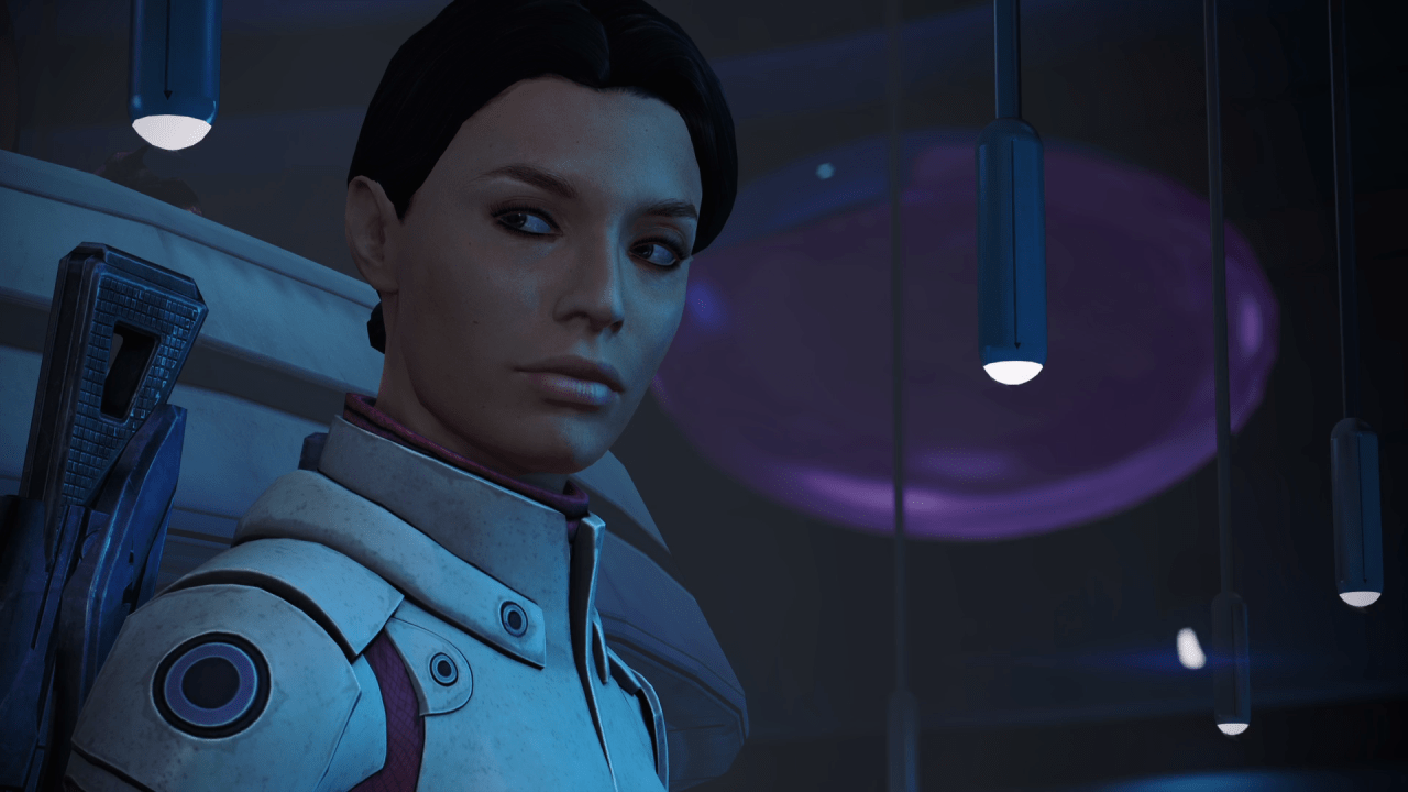 Ashley Williams - Mass Effect Wiki Guide - IGN