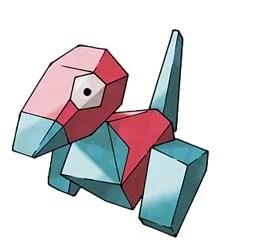 Porygon i Pokemon GO