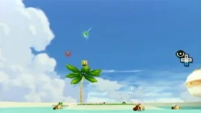 Starshine Beach Galaxy - Green Stars - Super Mario Galaxy ...