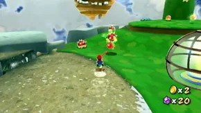 Yoshi Star Galaxy part 2 - Super Mario Galaxy 2 Wiki Guide ...