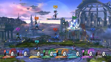 Lucario Super Smash Bros For Wii U 3DS Wiki Guide IGN