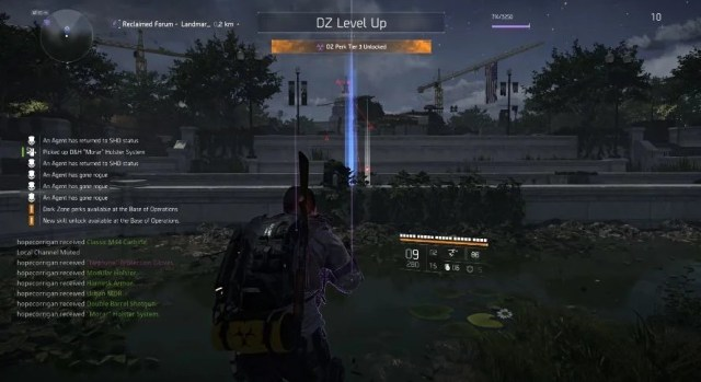 Dark Zone and PvP – Tom Clancy's The Division 2 Wiki Guide