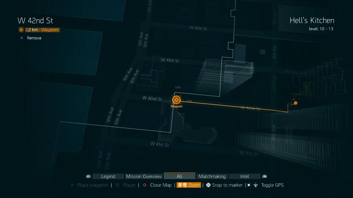 The-Division-truco-salir-mapa