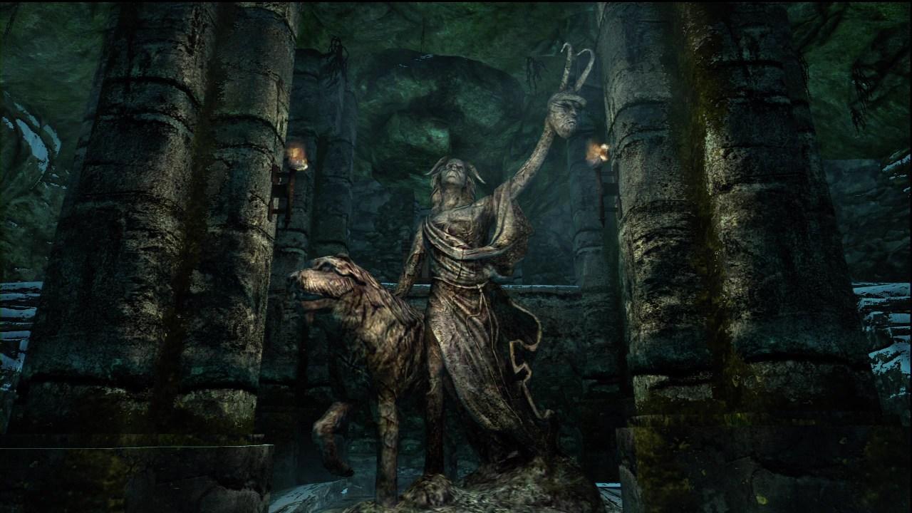 Elder Logo Scrolls V Skyrim