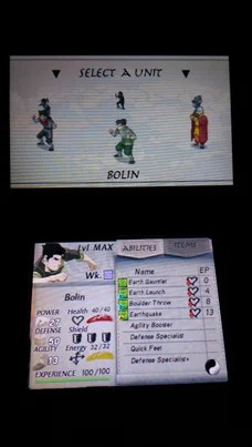 Characters The Legend Of Korra 3DS Wiki Guide IGN