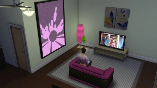 Apartments Abound In The New City Area Called San Myshuno Sims Are Not Required To Inhabit Them Even If They Take One Of Living Careers